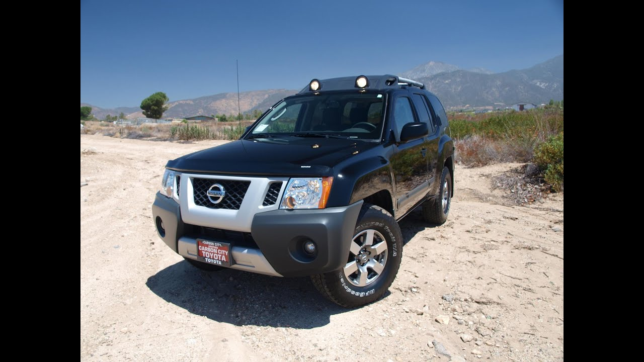 2012 nissan xterra pro 4x carsfromwest youtube. Black Bedroom Furniture Sets. Home Design Ideas