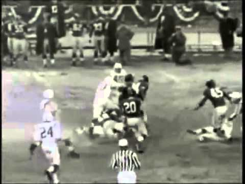 Raymond Berry, Catch #8 @ 1958 NFL Championship