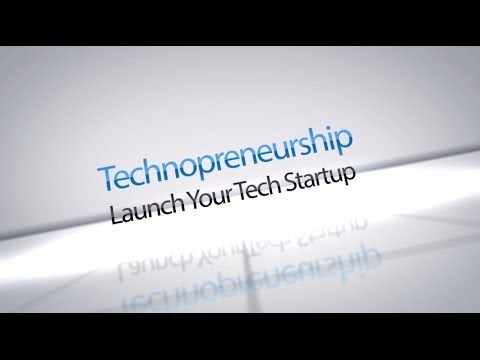 Technopreneurship: Teaser Video