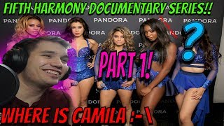 Fifth Harmony Documentary SERIES (PART 1!) Where is camila :-/ thumbnail