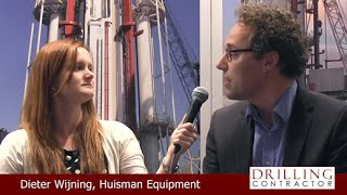 Robotic Manipulators, Unique 'rotary' Table Design Among Additions To Huisman Drilling Tower