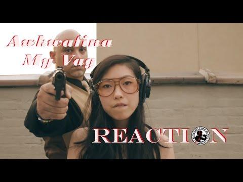 Awkwafina - My Vag: REACTION