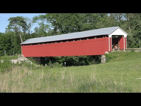 Covered  Bridges  of  Jennings  County,  Indiana