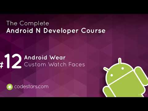 199 Custom Watch Faces | Android Wear | Android | Android Studio
