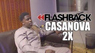 Casanova 2X Details Past Beef with 6ix9ine, Tekashi Snitching (Flashback)