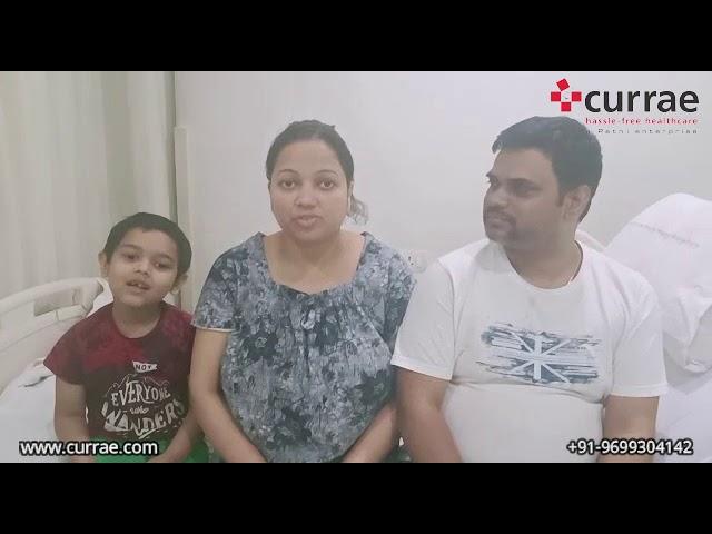 Pt. Dolly Sharma | Gastroenetrology | Dr. Sachin Wani | Currae Hospitals