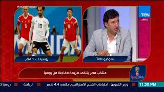 هنا روسيا - كابتن هاني العقبي يعلق على استمرار كوبر من عدمه في قيادة منتخب مصر فنيا