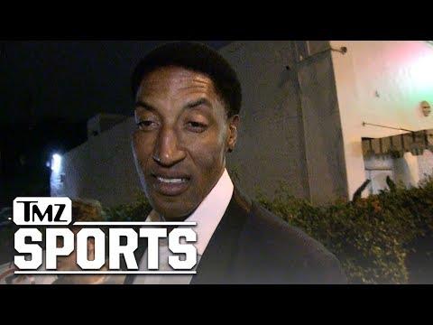 Scottie Pippen Makes Offensive Comments About World Series | TMZ Sports