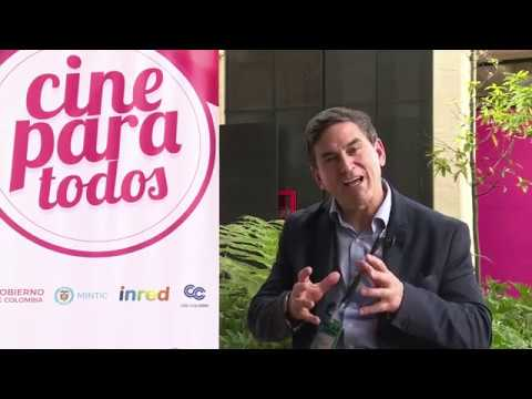 Lanzamiento Aplicación Cine para Todos desde #Col40 | C42 N7 #FuturoDigitalTV