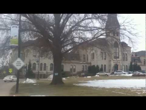 A Tour of the Kansas State University campus