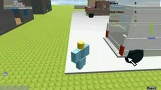 some deadly car crashes on roblox
