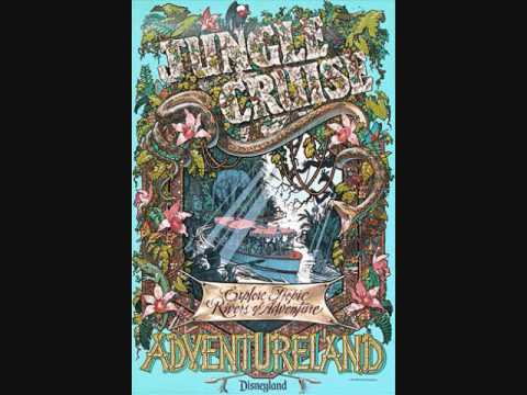 * Jungle Cruise- area music loop part 1