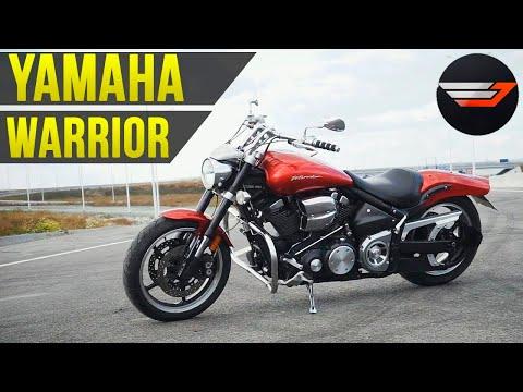 ОН ВАМ НЕ ЧОППЕР! Yamaha Warrior XV1700 Тест от Jet00CBR