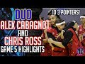 DUO: Alex Cabagnot And Chris Ross Game 5 Highlights   SMB Vs Phoenix April 25, 2019