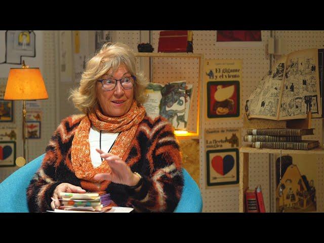 UN LIBRO OCUPA MUCHO ESPACIO - Elsa Bornemann. La censura sobre la literatura infantil