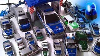 Police Car Collection - Polizei Autos