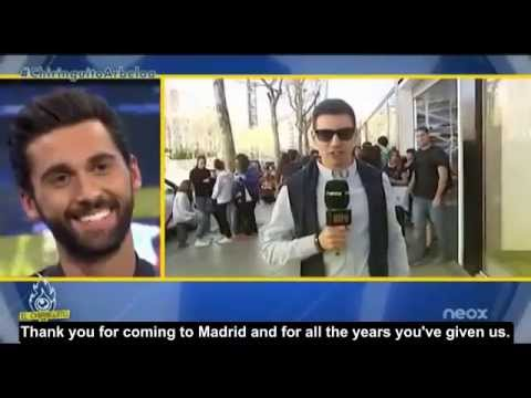 [ENG] Alvaro Arbeloa Interview (01/04/2015)