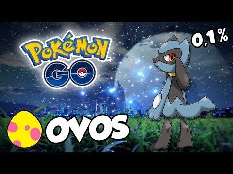 LISTA E RARIDADE COMPLETA DOS OVOS! (FEV/19) - Pokémon Go | PokeNews thumbnail