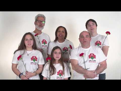 Seixal comemora liberdade com «Abril no Coração»