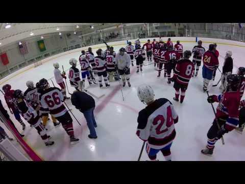 Alumni Hockey Game Plainedge 2017
