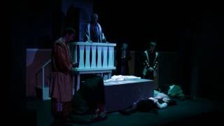Romeo and Juliet - Act 5 Scene 3 - A churchyard; in it a tomb belonging to the Capulets.