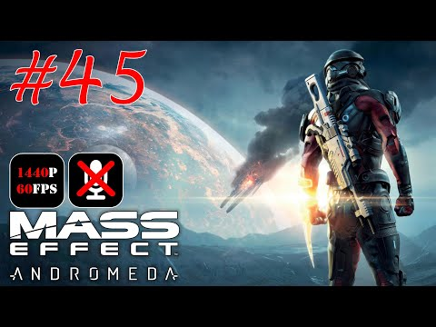 Mass Effect: Andromeda #45 - Воелд   Восстановление Мира   Хранилище