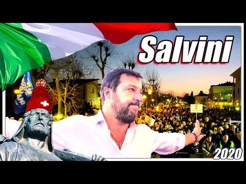 Salvini Jahr   Rom zittert   Regionalwahlen Emilia-Romagna & Kalabrien