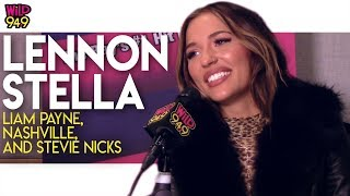 Lennon Stella talks Performing with Liam Payne, Nashville, and Wanting to Collab with Stevie Nicks