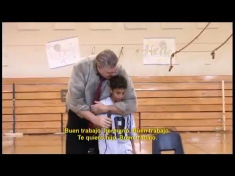 Los deseos de un niño víctima de bullying