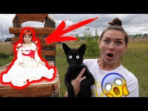 Вызываем Духа Annabelle в 3 часа ночи | Мистика в Доме Призрак #13