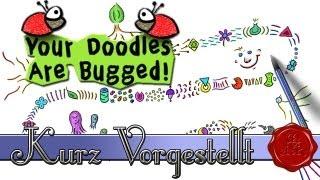 Kurz Vorgestellt - Your Doodles Are Bugged
