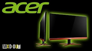 Acer XG Series 27 Gaming Monitor Review