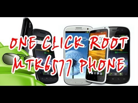 One Click Root MTK6577 Mobile Phone Galaxy S3 EX By Fastcardtech.com