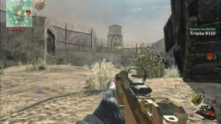 Call of Duty Modern Warfare 3 MW3 Demolition Multiplayer Hight Lights - Dome