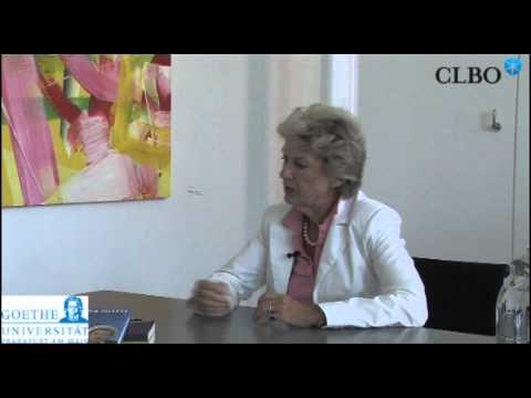 Petra Roth im Gespräch mit Rolf van Dick (CLBO)