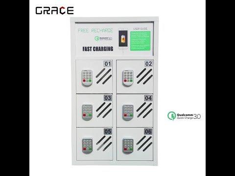 G-CD11 charging locker