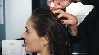 Kaaral Hair Care K05 трихологическая процедура против выпадения волос.