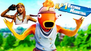 Victoria Magistral con Tuccan - Fortnite Battle Royale