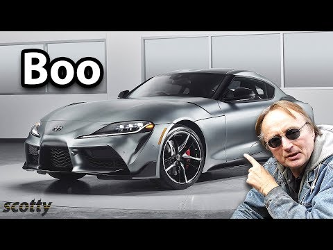 I'm Tired of Hearing About the New Toyota Supra