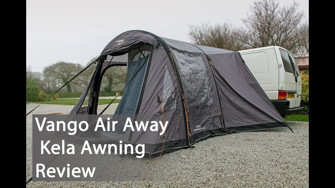 Vango Air Away Kela Van Awning Youtube