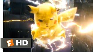 Gambar cover Pokémon Detective Pikachu (2019) - Poké Floats Smash Scene (7/10) | Movieclips