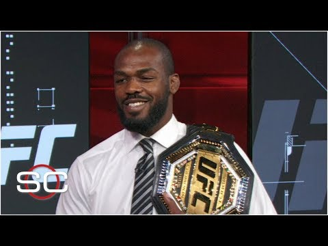 Jon Jones Would Welcome A Trilogy Fight Against Daniel Cormier At Light Heavyweight | SportsCenter