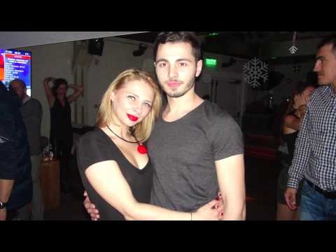 Radu Cibotari & Ioana Pirvu - BACHATA 26.12.2016 (634) ( Romanian Latino Social Dance )