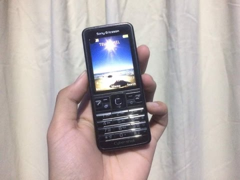 Sony Ericsson C901 Indonesia (Throwback Review)