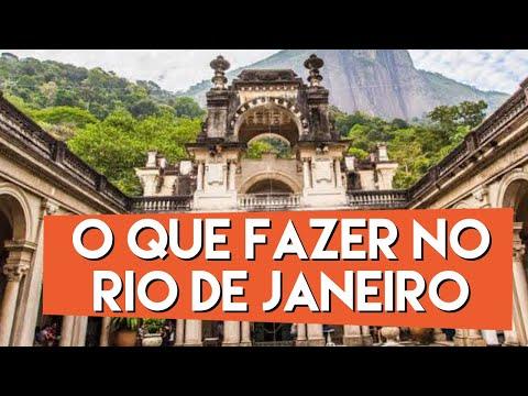 OS MELHORES LUGARES DO RIO DE JANEIRO / TURISMO
