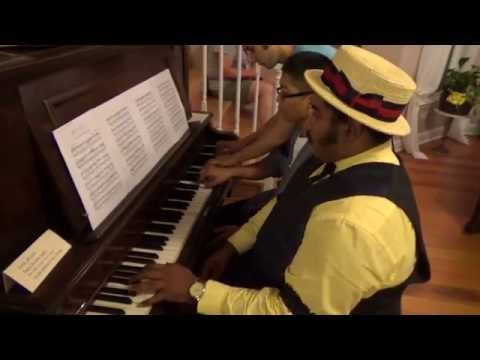 Ragtime Party -- Saint Louis Tickle