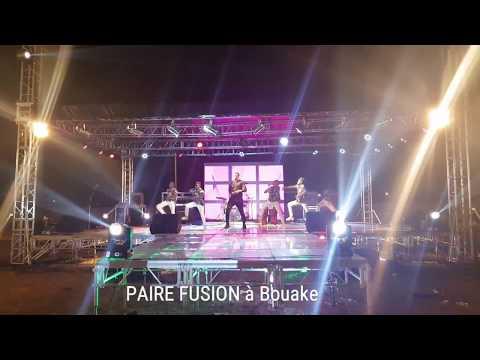 Paire Fusion LEKILELÉ tour ... #bouake