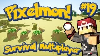 Pixelmon Survival Multiplayer Episode 19 - Desert Training! w/LittleLizardGaming
