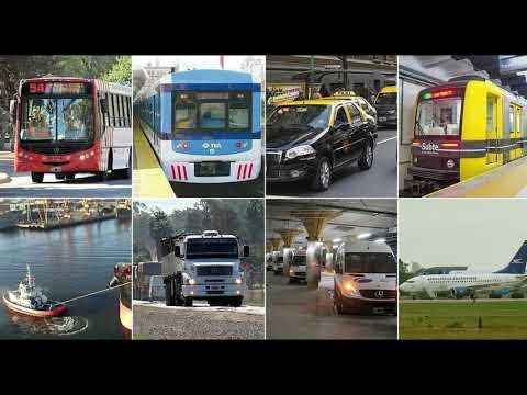 Paro de transporte a nivel nacional en Argentina este martes 27 de noviembre