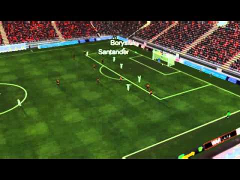 Frankfurt 1-1 Kaiserslautern - Match Highlights